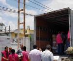 Llegan boletas electorales a los distritos conurbados
