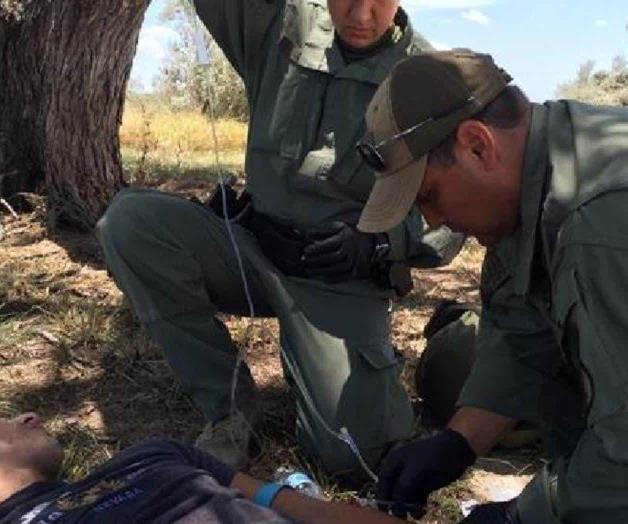 Salva la PF a ilegal  de muerte segura