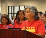 Por lugar seguro, justo y protegido. Proclaman Día de Trabajadoras Domésticas