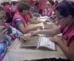 Preparan paquetes electorales en el INE