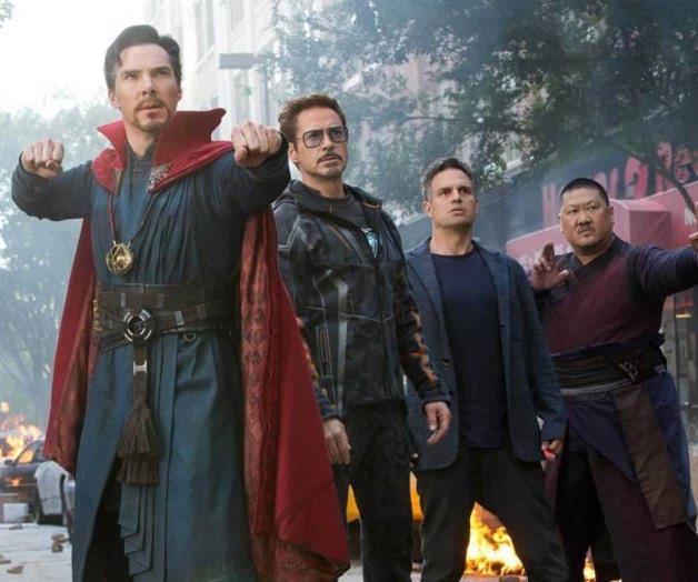 Supera Avengers los 2 mil millones de dólares en taquilla
