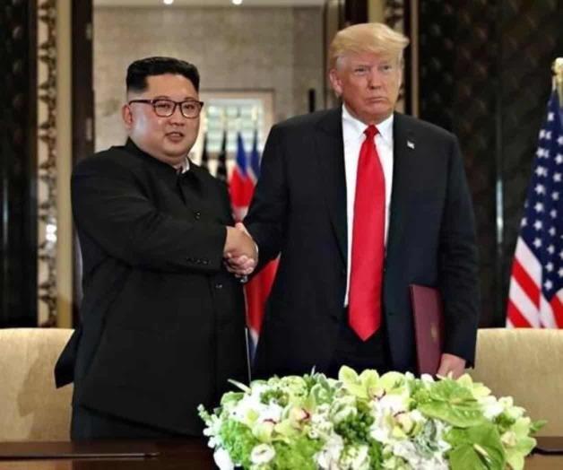 Se compromete líder Norcoreano a la desnuclearización