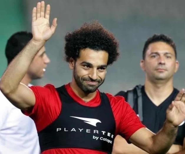 Mohamed Salah en duda para el debut ante Uruguay