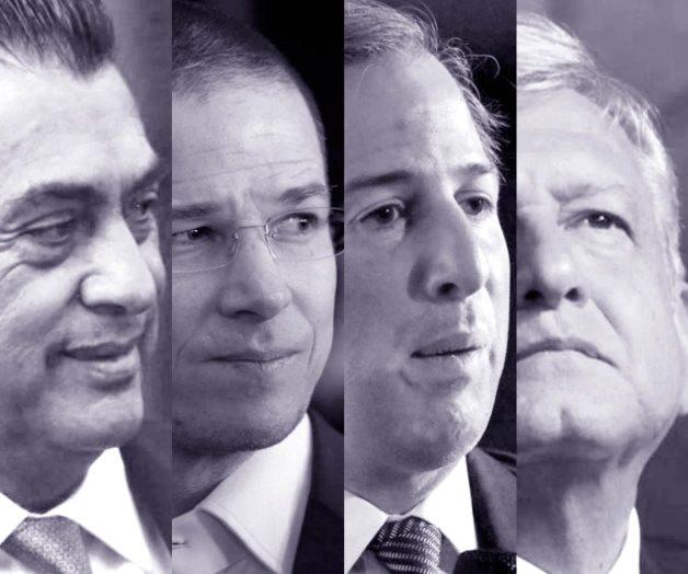 Dónde y cuándo ver hoy el tercer debate presidencial en México