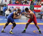 Tamaulipas, una medalla más en luchas asociadas