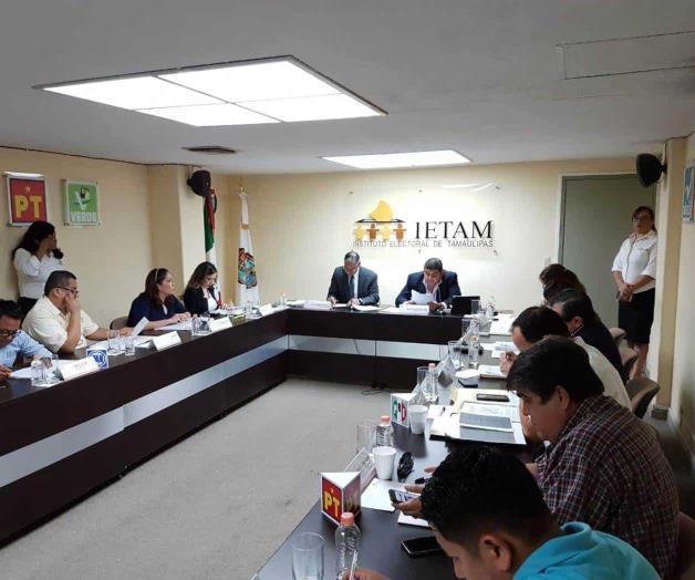 TAMAULIPAS I Pide el PRI al IETAM prohibir celulares en las casillas