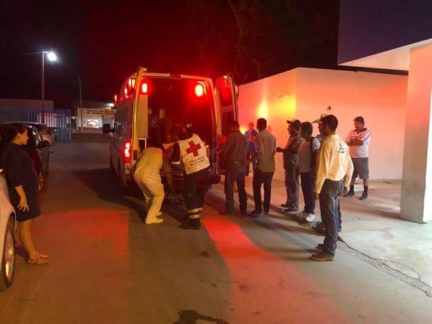 Candidata del PRI a la alcaldía de Méndez resulta grave tras volcar