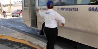 Cierran acceso a panteones en bulevar Hidalgo, en Reynosa, y generan caos