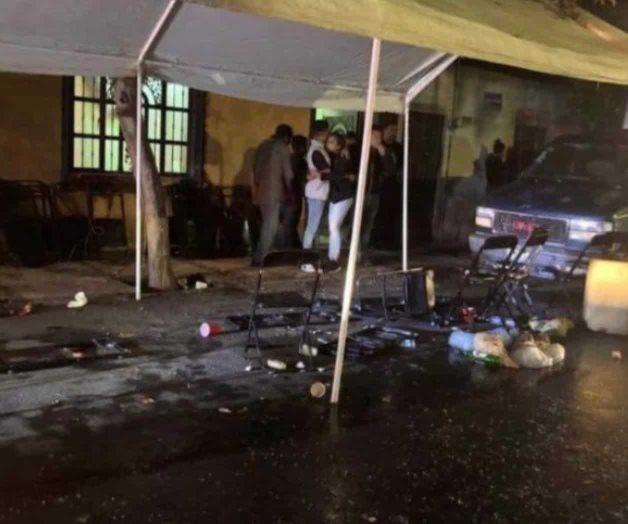 2 muertos deja ataque en velorio de Guadalajara