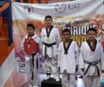 Invadieron torneo de taekwondo