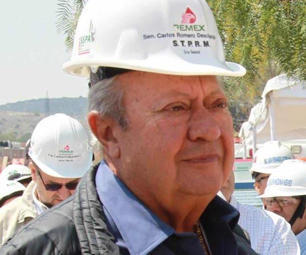 Demandan jubilados a Romero Deschamps
