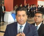 Se avanza en Tamaulipas en indicadores de paz: Gobernador