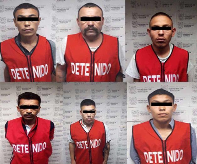 🎥 Detienen a siete robacarros en dos operativos, en Reynosa