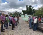 SAN FERNANDO: Protestan campesinos de manera pacífica