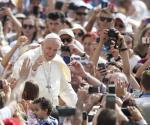 Papa desea que el Mundial favorezca la solidaridad