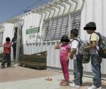 ´Ciudad de carpas´  para niños ilegales. Confirma gobierno de Trump