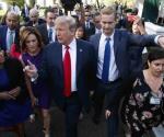 Trump rechaza proyecto de ley de inmigración moderado