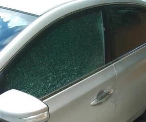 Balas de enfrentamiento en Reynosa dan en su auto que acababa de estacionar