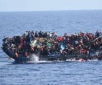 Bajarán en Italia los migrantes rescatados por EU