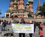 Llega hasta Rusia la labor proselitista