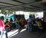 Se caldean ánimos en la Esc. primaria Benito Juárez