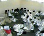 Encierra la CBP a ilegales en hieleras. Centros de detención en la frontera