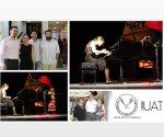 Magistral concierto de Salome Jordania. Deleita pianista en el CU Tampico