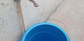 Urgen a Comapa restablezca servicio de agua, en Las Ceibas