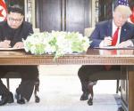 El mundo se siente más seguro ahora que soy presidente: Trump