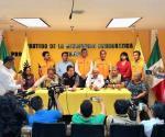 Suman en Morena a facción del PRD. Disidentes hacen el anuncio desde Tampico