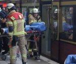 2 Heridos en riña en metro de Berlín