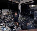 Muere familia calcinada en Nicaragua