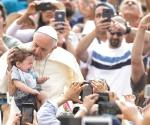 Denuncia el papa la práctica del aborto