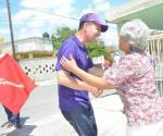 Servando López Moreno fortalece su candidatura