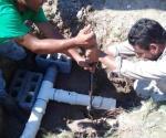 Reparan hasta 6 y 7  fugas de agua al día