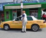 Está por desaparecer el servicio de los taxis. Casi nadie ocupa ese transporte