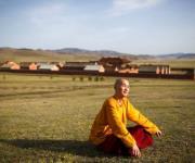 Monjes millennials se hacen cargo de los monasterios budistas en Mongolia