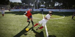El mundial de Fútbol para para