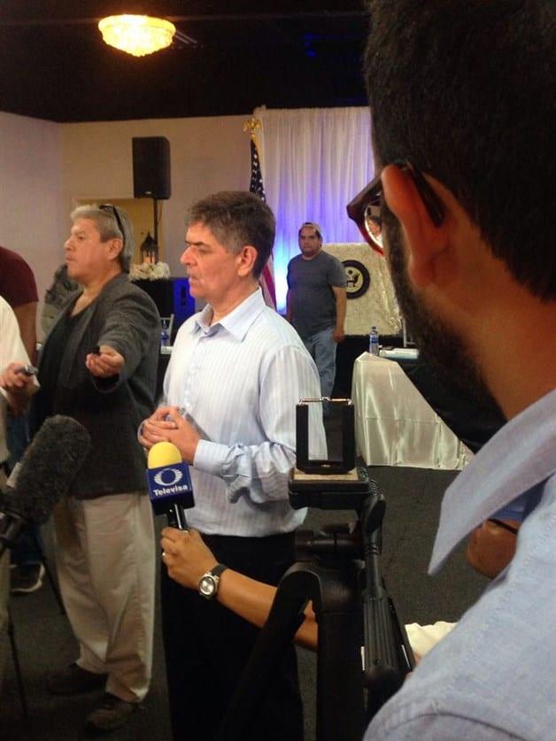 BROWNSVILLE: Congresistas en mesa redonda