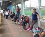 Sigue la espera de amparo migratorio