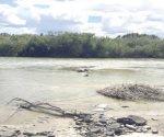 Sacan cuerpo de un hombre del río en Nuevo Laredo