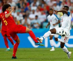 Bélgica golea 3-0 a Panamá