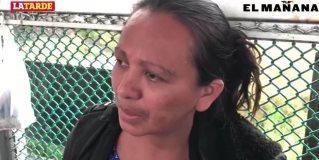 Familias de países de Centroamérica siguen varados en el puente internacional de Matamoros