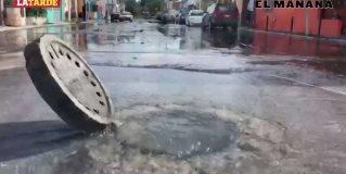 COMAPA sin dinero para evitar inundaciones