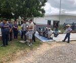 SAN FERNANDO: Vuelven a tomar sede de Sagarpa y amagan con cerrar carretera
