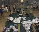 ´Enjaulan´ a migrantes