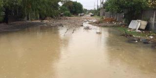 Dejan lluvias afectaciones en Río Bravo