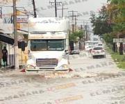 Segundo día de precipitaciones en Reynosa
