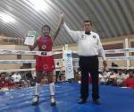 Regresa triunfante boxeadora local