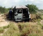 Muere en atentado auxiliar de Morena. Atacan a balazos camioneta de perifoneo